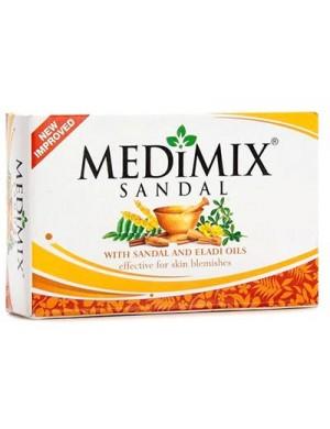 Medimix Mydło sandałowe na niedoskonałości skóry do twarzy i ciała
