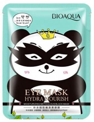 BIOAQUA Maska w płacie na skórę wokół oczu Eye Mask Hydra Nourish