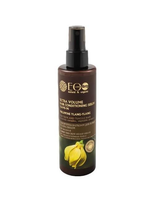 Ecolab Serum - balsam na objętość do cienkich i łamliwych włosów bez spłukiwania