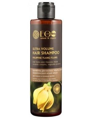 Ecolab Szampon dodający włosom objętości z ylang ylang i proteinami 250ml