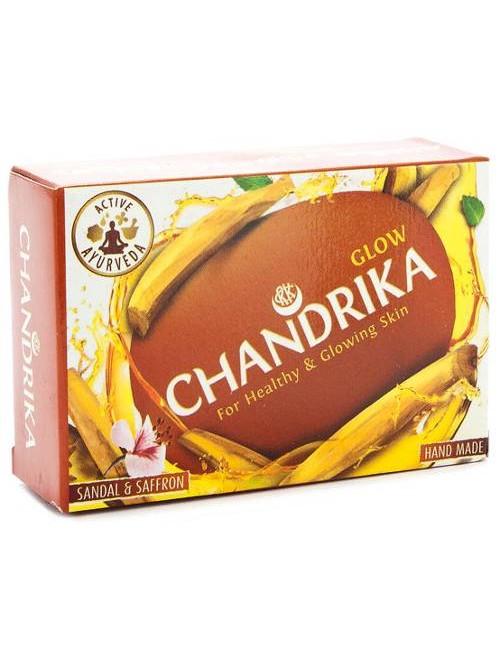 Ajurwedyjskie mydło z 7 olejami Original Chandrika