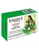 Hesh Ajurwedyjskie mydło z miodlą indyjską Neem
