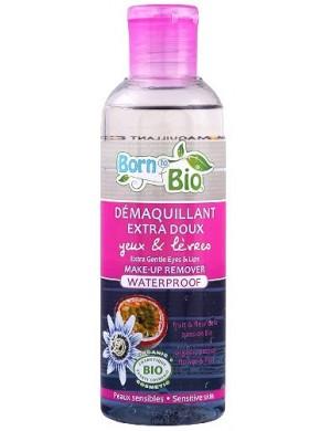 Born To Bio Delikatny płyn do demakijażu kosmetyków wodoodpornych