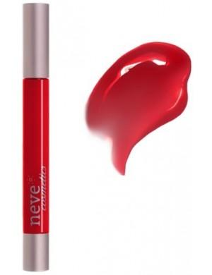 Neve Cosmetics Naturalny błyszczyk do ust Vernissage Oriental Poppies
