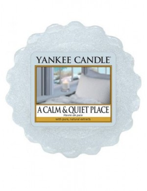 Wosk zapachowy A Calm & Quiet Place - Yankee Candle