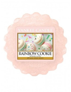 Wosk zapachowy Rainbow Cookie - Yankee Candle
