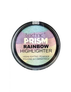 Technic Tęczowy rozświetlacz do twarzy Prism Rainbow