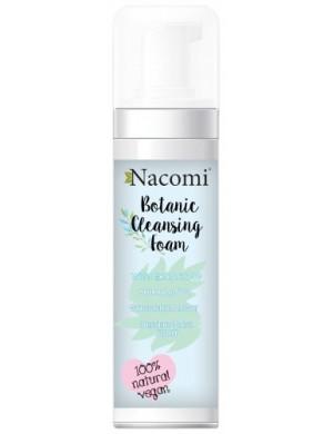 Botaniczna pianka do mycia twarzy – Nacomi