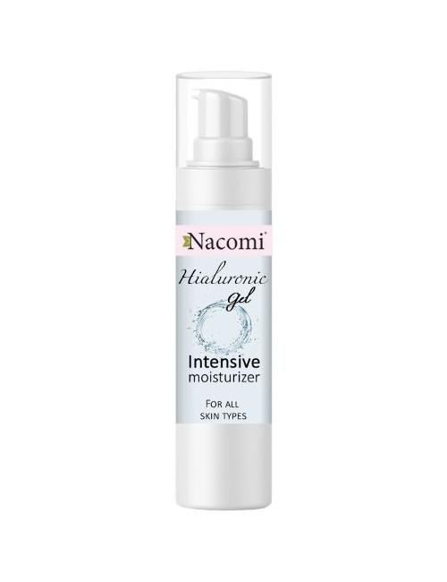 Hialuronowe lekkie serum do twarzy – Nacomi