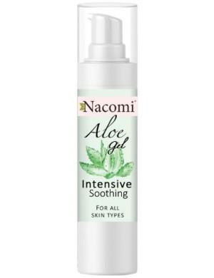 Nawilżające aloesowe serum do twarzy – Nacomi