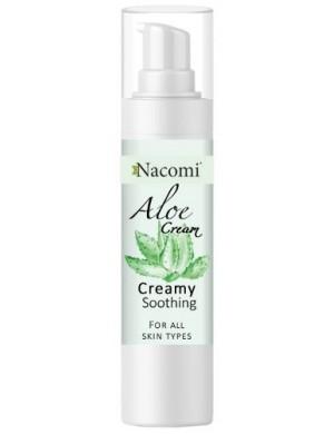Aloesowy żel krem do twarzy – Nacomi