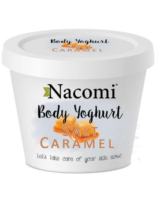 Karmelowy jogurt do ciała – Nacomi