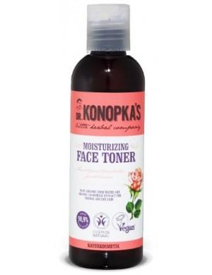 Nawilżający tonik do cery suchej – Dr Konopka's