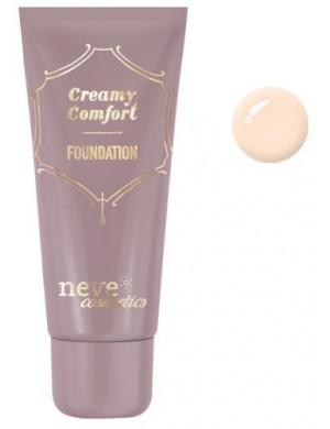 Kremowy podkład mineralny Creamy Comfort Fair Neutral – Neve Cosmetics