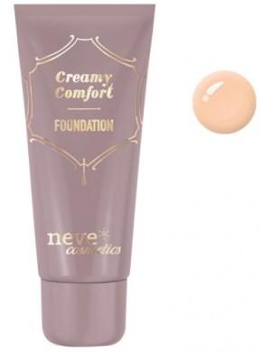 Kremowy podkład mineralny Creamy Comfort Light Neutral – Neve Cosmetics