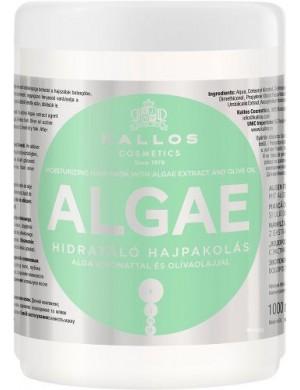 KALLOS Algae Nawilżająca maska algowa do włosów 1000ml