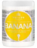 Wzmacniająca maska do włosów bananowa Banana 1000ml – Kallos