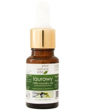 Olej laurowy, nierafinowany 10ml - Your Natural Side