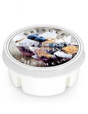 Kringle Candle Wosk zapachowy Jagodowe Babeczki - Blueberry Muffin