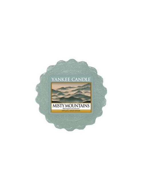 Wosk zapachowy Misty Mountains – Yankee Candle