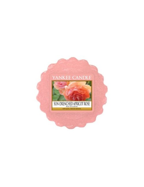 Wosk zapachowy Sun-Dried Apricot Rose – Yankee Candle