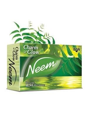 Mydło przeciwtrądzikowe z miodlą indyjską Neem – Ban Labs