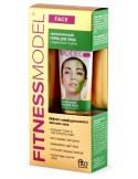 Odmładzający scrub do twarzy z pudrem perłowym - Fitness Model