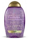 Szampon do włosów farbowanych z filtrem UV – Ogx Lavender Platinium