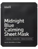 Klairs Maseczka w płacie Midnight Blue Calming Sheet