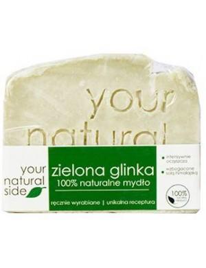 Mydło z zieloną glinką – Your Natural Side
