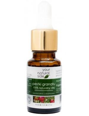 Nierafinowany olej z pestek granatu (organiczny) – Your Natural Side
