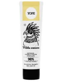 Odżywka do włosów normalnych – Mleko Owsiane – Yope