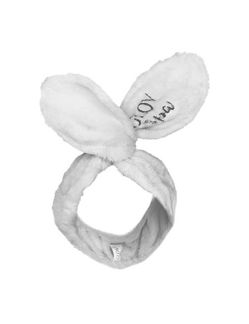 GLOV Opaska na głowę - Uszy Bunny Ears Biały