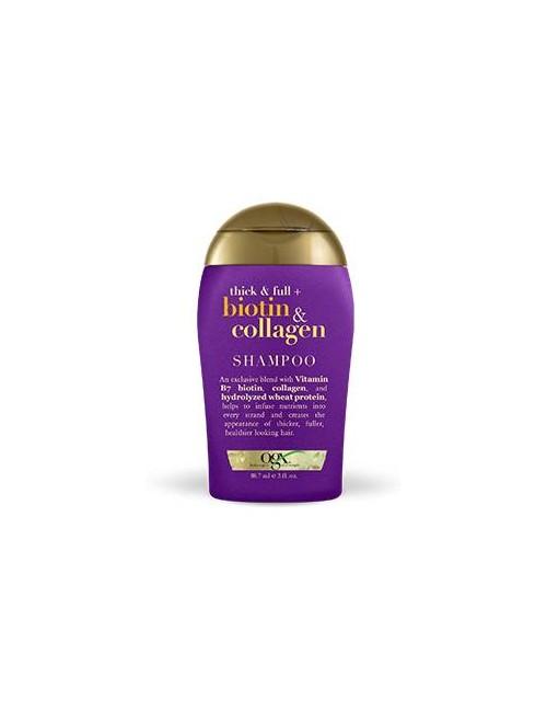 Ogx Szampon do włosów osłabionych Biotin & Collagen