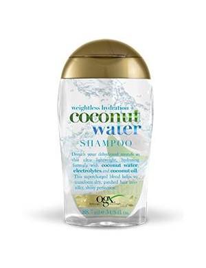 Ogx Nawilżający szampon z wodą kokosową Coconut Water
