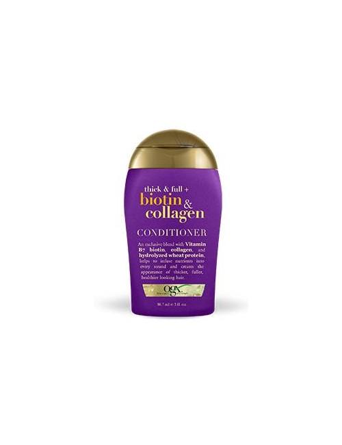 Ogx Odżywka do włosów osłabionych Biotin & Collagen