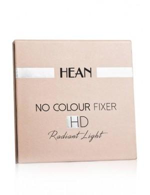 HEAN Transparentny puder wygładzający No Colour Fixer HD