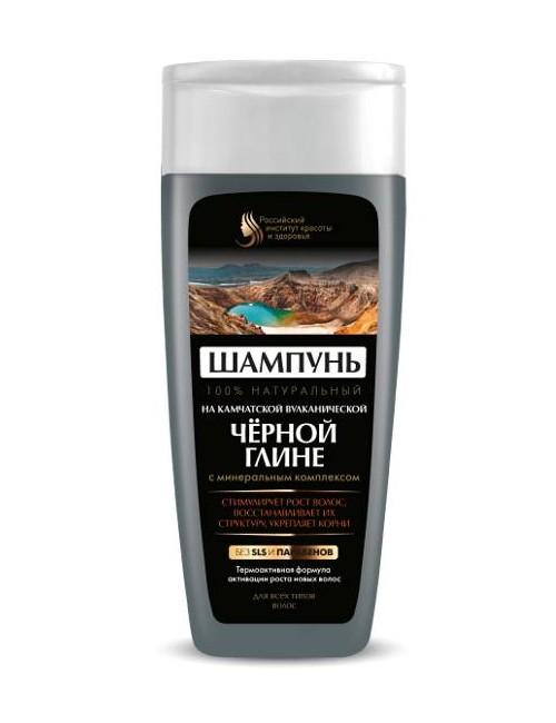 Szampon z czarną glinką i minerałami – Fitokosmetik