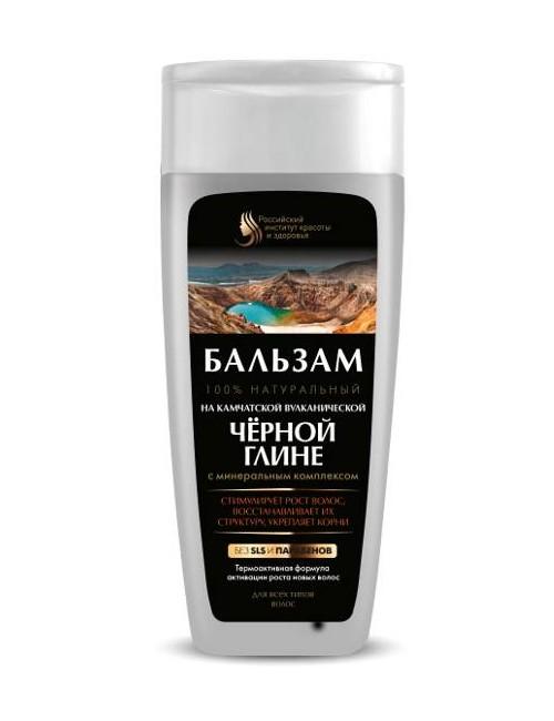 Balsam do włosów z czarną glinką kamczacką – Fitokosmetik