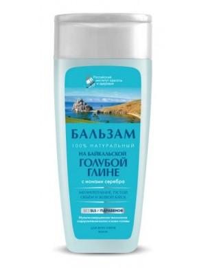 Balsam do włosów z niebieską glinką – Fitokosmetik