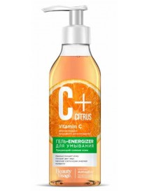 Przeciwstarzeniowy żel do mycia twarzy z kompleksem C+ – Fitokosmetik