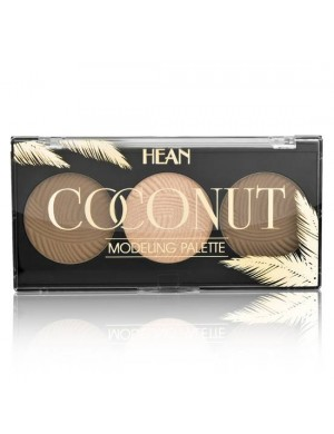 Paletka modelująca do konturowania twarzy – HEAN Coconut Modelling