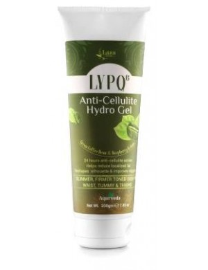 Żel antycellulitowy Lypo6 - Lass Naturals