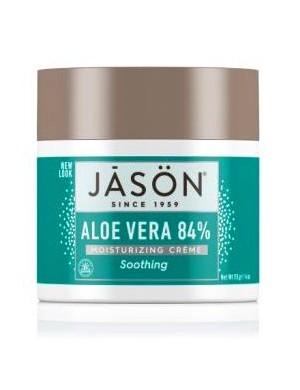 Łagodzący krem do twarzy i ciała 84% Aloes – JASON