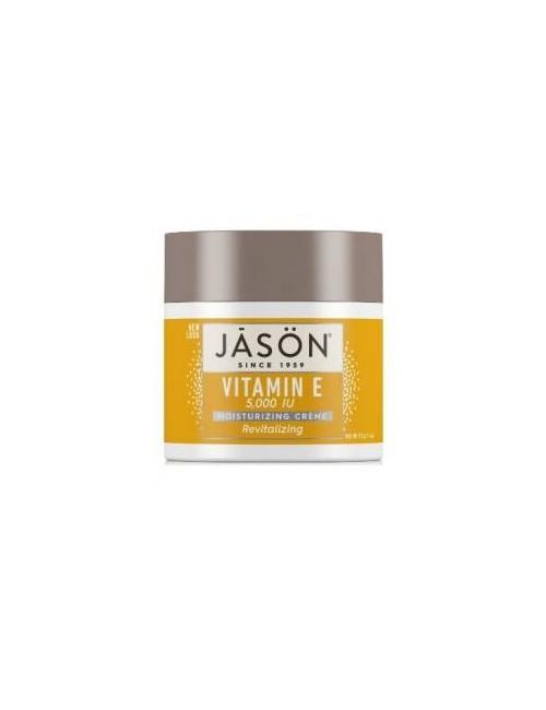 Nawilżający krem do twarzy i ciała z witaminą E – JASON