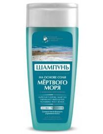 Szampon do włosów wypadających z solą z Morza Martwego – Fitokosmetik