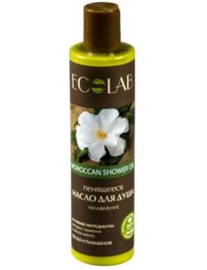 Pieniący marokański olejek nawilżający pod prysznic – Ecolab