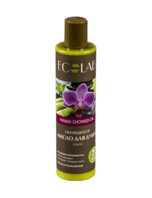Pieniący hawajski olejek tonizujący pod prysznic – Ecolab
