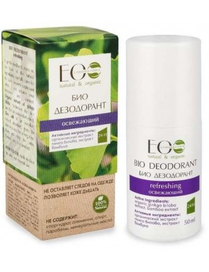 Bio dezodorant odświeżający w kulce – Ecolab