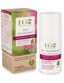 Bio dezodorant w kulce – Maksymalna ochrona – Ecolab